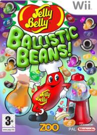 Jelly Belly Ballistic Beans zonder boekje (Nintendo Wii Tweedehands game)