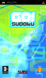 Go Sudoku  (psp tweedehands game)