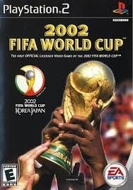 2002 Fifa World Cup (ps2 used game)