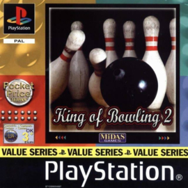 King of Bowling 2 (PS1 tweedehands game)