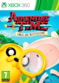 Adventure Time: Finn & Jake Investigations  zonder boekje (xbox 360 tweedehands game)