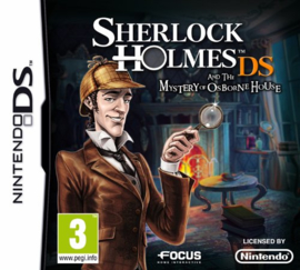 Sherlock Holmes and the Mystery of Osborne House  (DS Nieuw)