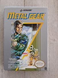Metal Gear (NES tweedehands game)