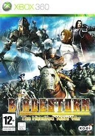 Bladestorm the Hundred Years War (xbox 360 used game)