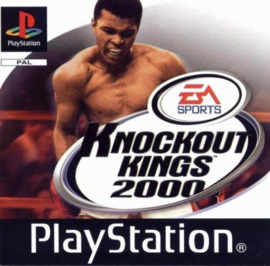 Knockout Kings 2000 (PS1 nieuw)