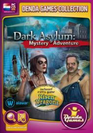 Dark Asylum  - A mystery Adventure (PC Game nieuw)