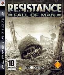 Resistance Fall of Man (PS3 nieuw)