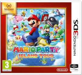 Mario Party Island Tour (Nintendo 3DS nieuw)