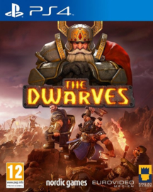 The Dwarves (ps4 nieuw)