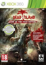 Dead Island game of the year edition zonder boekje  (Xbox 360 used game)