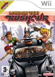 London Taxi Rushour (ps2 used game)