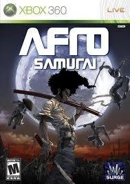 Afro Samurai Nieuw promo edition (xbox 360 nieuw)