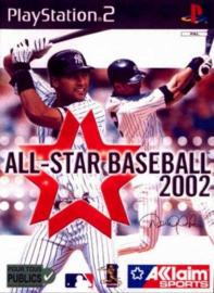 All-Stars Baseball 2002 zonder boekje (PS2 tweedehands game)