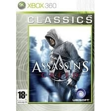 Assassin's Creed zonder boekje Classic(xbox 360 used game)