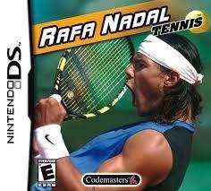 Rafa Nadal Tennis (Nintendo DS used game)