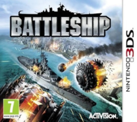 Battleship (Nintendo 3DS NIEUW)