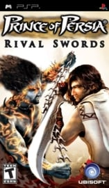 Prince of Persia Rival Swords (psp used game)