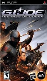 G.I. Joe The Rise of Cobra (psp tweedehands game)