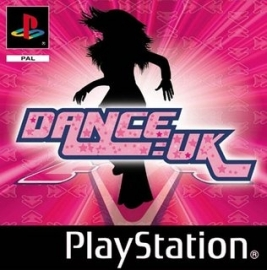 Dance: Europe  Duits (PS1 tweedehands game)