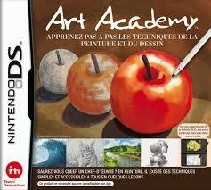 Art Academy (Nintendo DS nieuw)