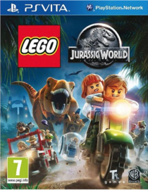 Lego Jurassic World (PS Vita tweedehands game)