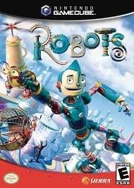 Robots zonder boekje (Nintendo Gamecube Tweedehands game)
