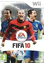 FIFA 10 (wii used game)