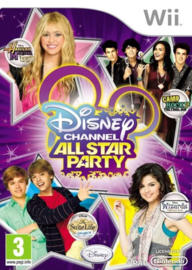 Disney Channel All Star Party  (Wii tweedehands Game)
