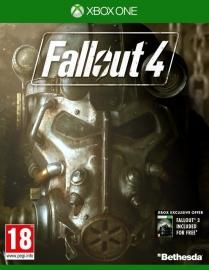 Fallout 4 zondre boekje (xbox one tweedehands game)