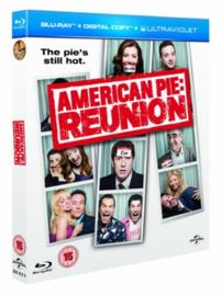 American Pie Reunion (Blu-ray tweedehands film)