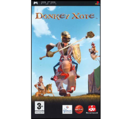 Donkey Xote (psp nieuw)