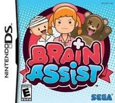 Brain Assist (Nintendo DS nieuw)