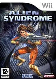 Alien Syndrome (Wii nieuw)