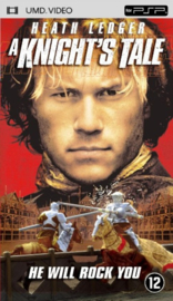 A Knight's Tale (psp tweedehands film)