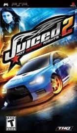 Juiced 2 (psp tweedehands game)