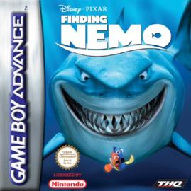 Disney's Finding Nemo   (Losse Cassette) (Gameboy Advance tweedehands game)
