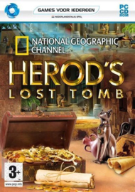 National Geographic Herod's Lost Tomb (pc game nieuw)