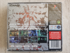 Metal Gear Solid compleet in doos (ps1 tweedehands)