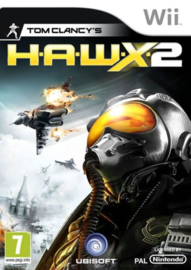 Tom Clancy HAWX 2 H.A.W.X. 2 (Nintendo Wii tweedehands  game)