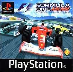 Formula One Arcade zonder boekje game only (PS1 tweedehands game)