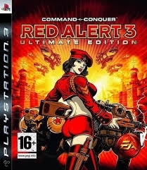 Command and conquer Red Alert 3 (ps3 nieuw)