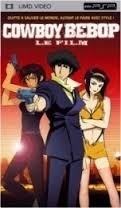 Cowboy Bebop the movie (psp movie tweedehands)