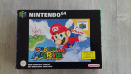 Super Mario 64 (Nintendo 64 tweedehands game)