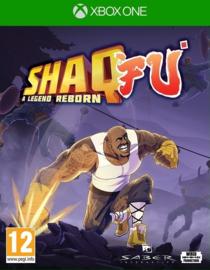 Shaq FU a Legend Reborn (XBox One Nieuw)