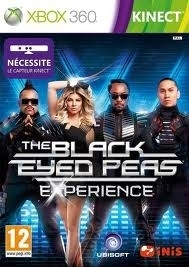The Black Eyed Peas Experience (xbox 360 kinect nieuw)