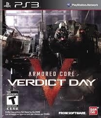 Armored Core Verdict day (PS3 Nieuw)