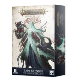 Broken Realms Lady Olynder The Sorrowmourn Choir (Warhammer Age of Sigmar nieuw)