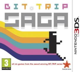 Bit trip Saga 2DS 3DS (Nintendo 3DS nieuw)