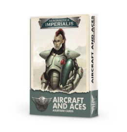 Aircraft and Aces Asyryani cards (warhammer nieuw)
