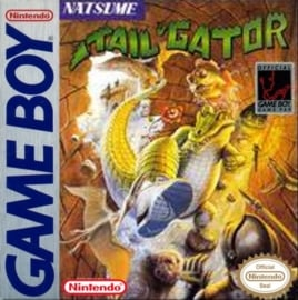 Tail Gator losse cassette (Gameboy tweedehands game)